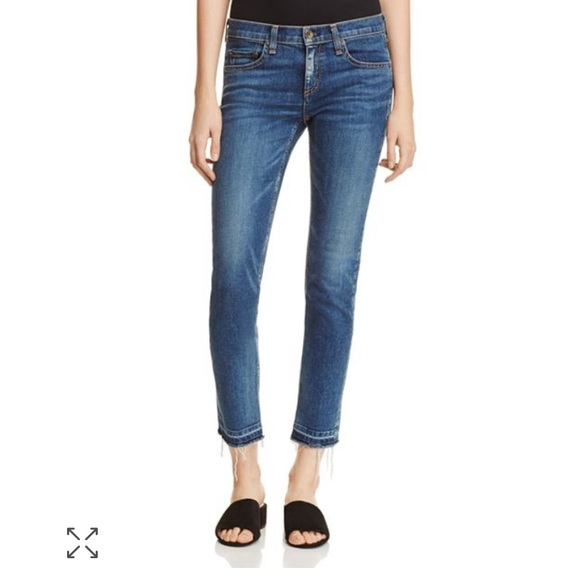 rag & bone Denim - NWOT Rag & Bone Dre Cropped boyfriend jean